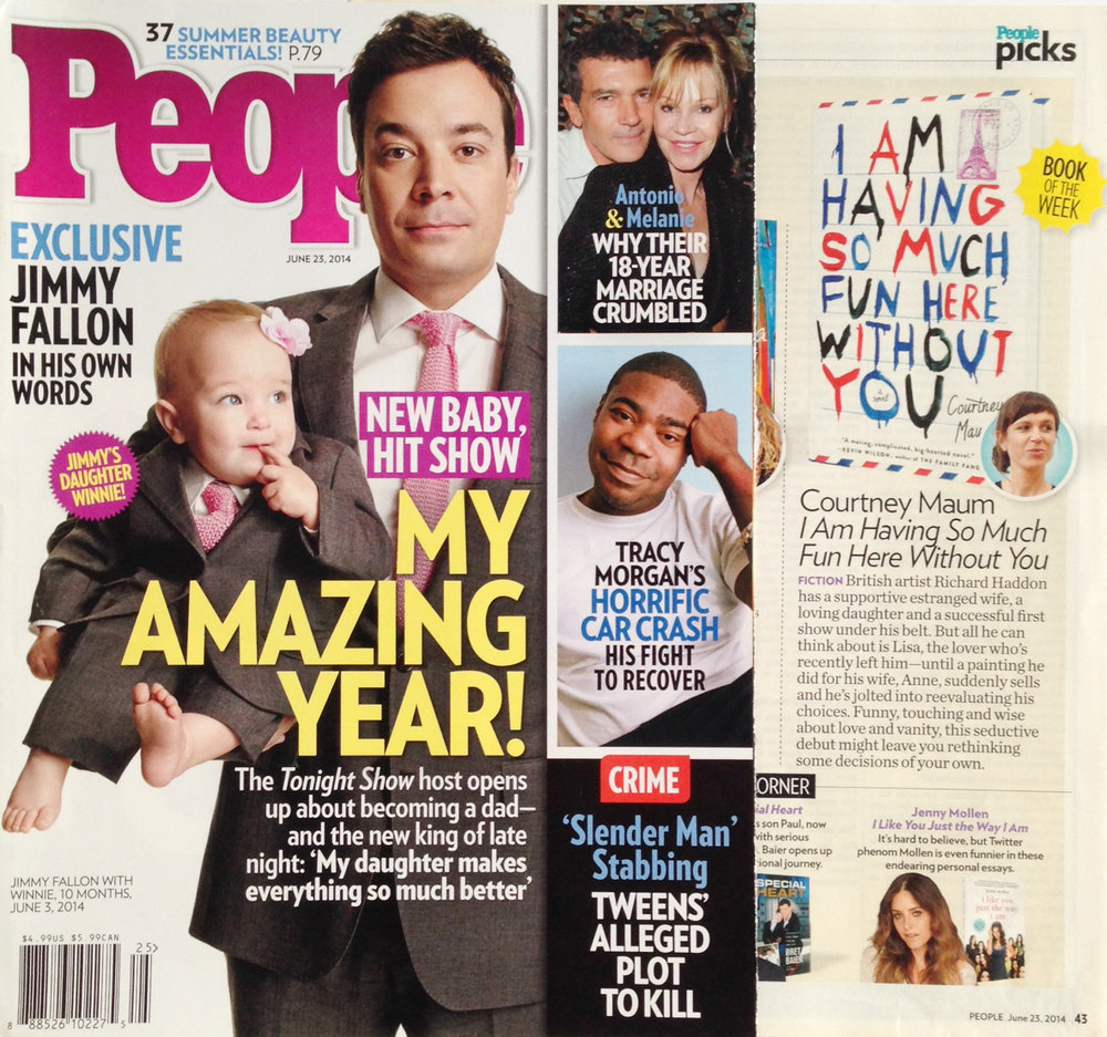 PEOPLE MAGAZINE -