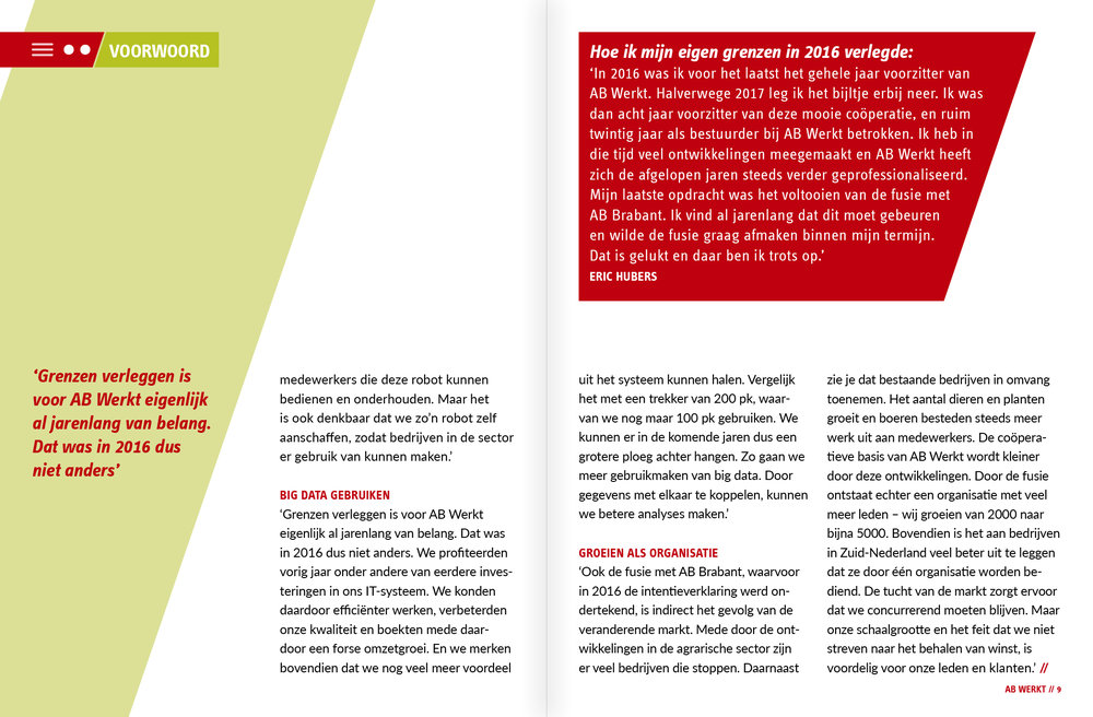 Annual Report AB Werkt Subsoda
