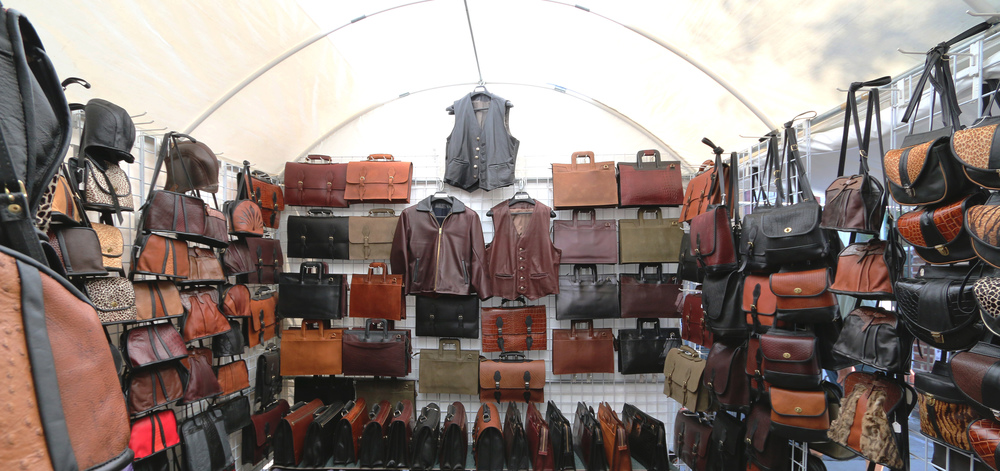 Leather -