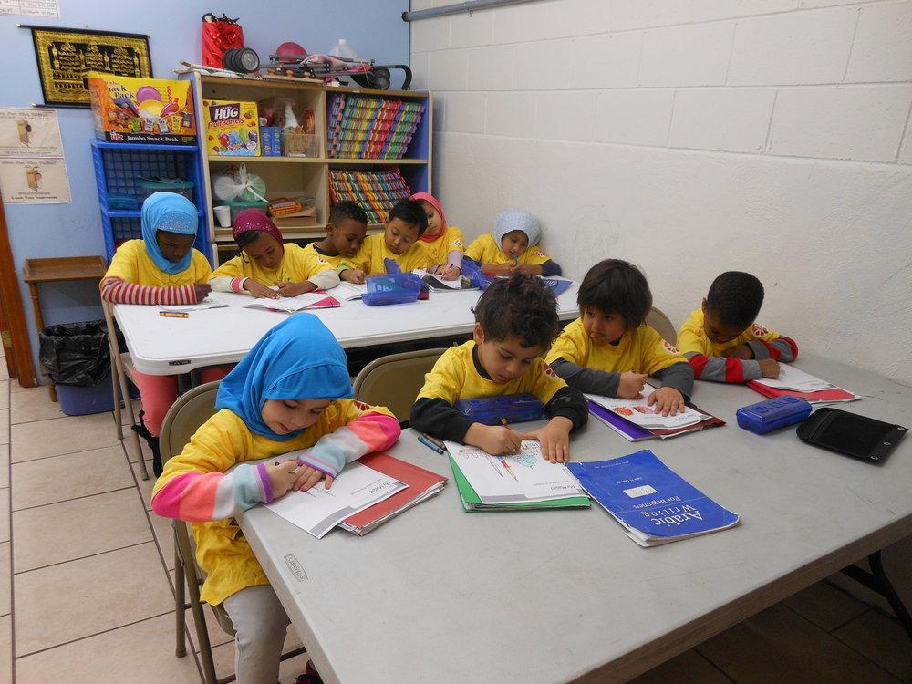 Kindergarten in Process.JPG
