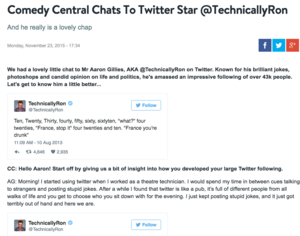 star format interview