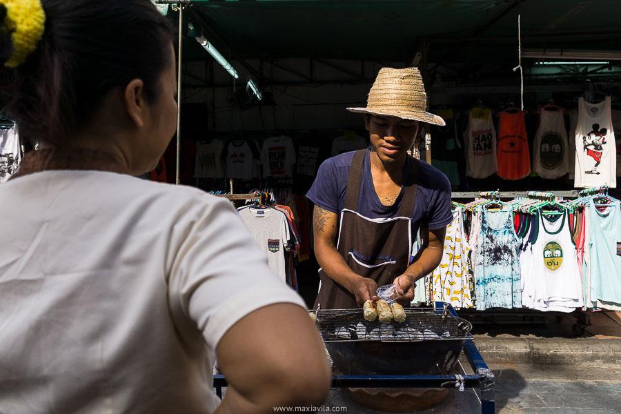 Fotografo en Tailandia