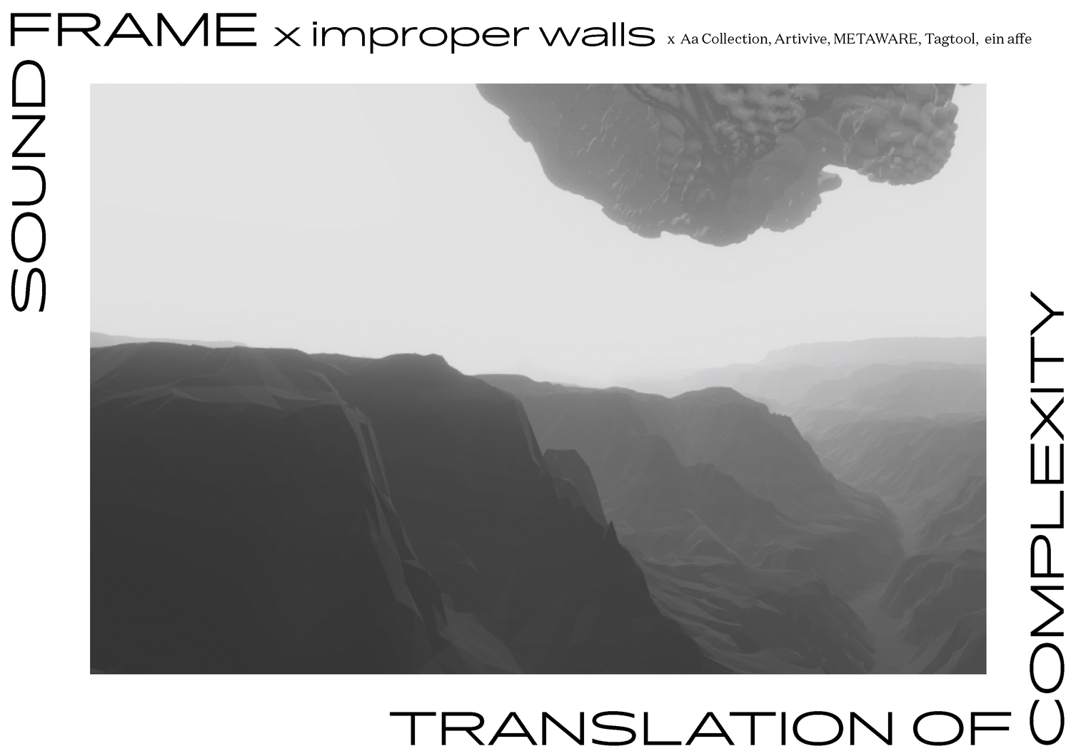 Translation Of Complexity Group Exhibition Improper Walls