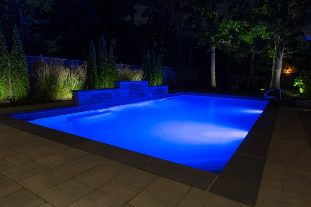 Modern Symmetry, Classic Curves, Or Somewhere In Between. From Picking The  Shape Of Your Pool To Laying The Last Stone, We Provide Advice Throughout  The ...