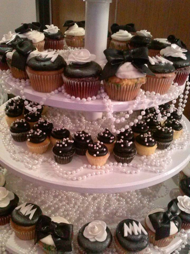 Chanel Cupcakes