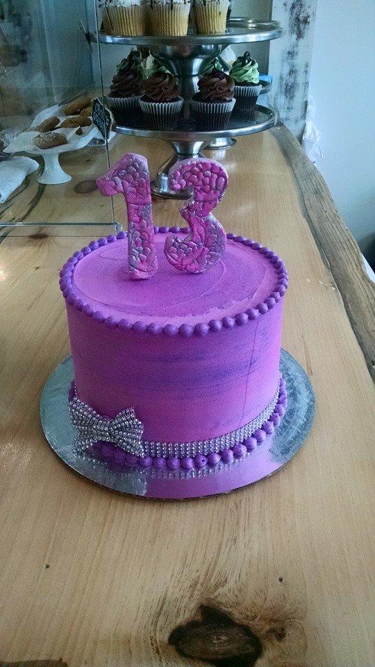 Fun Bling Cake