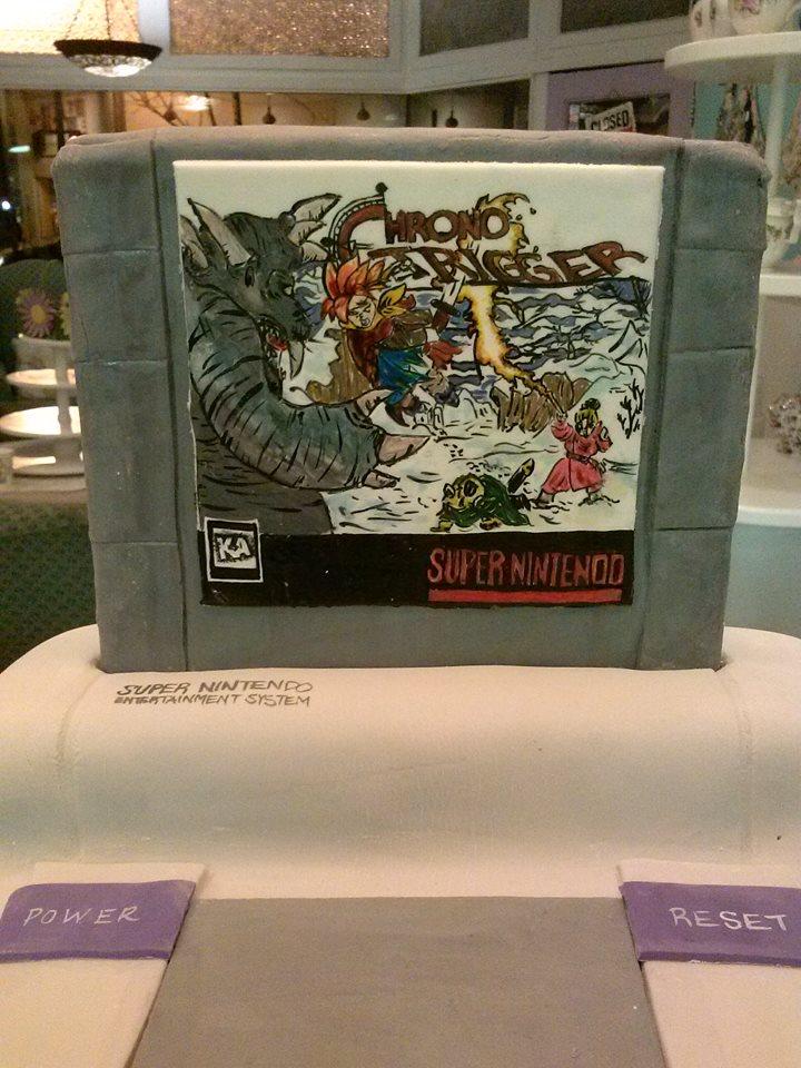 Nintendo Game Console