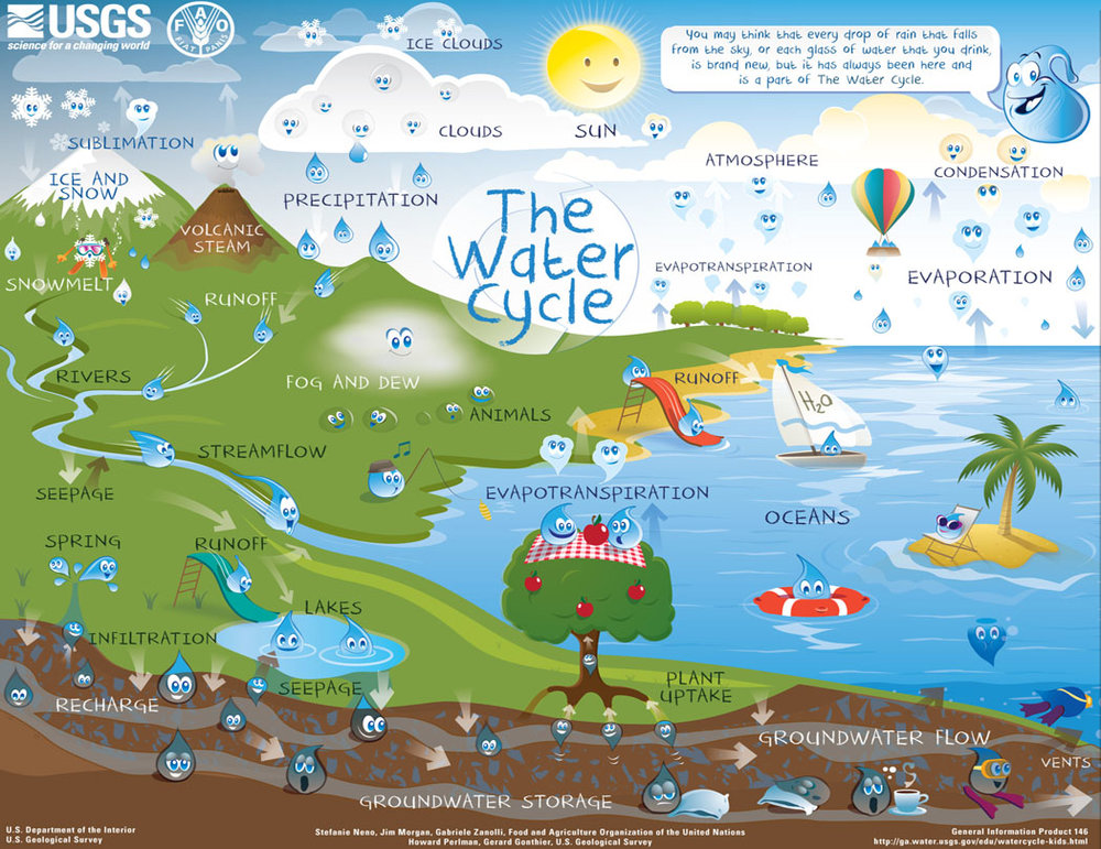 The Water Cycle: Advanced
