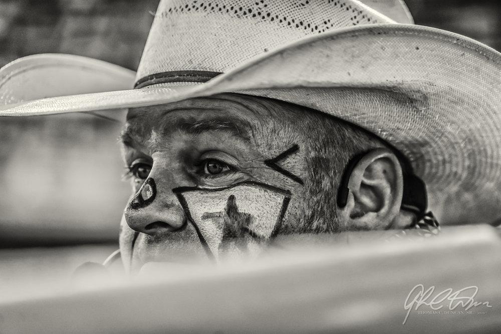 Rodeo Clown Justin Rumford