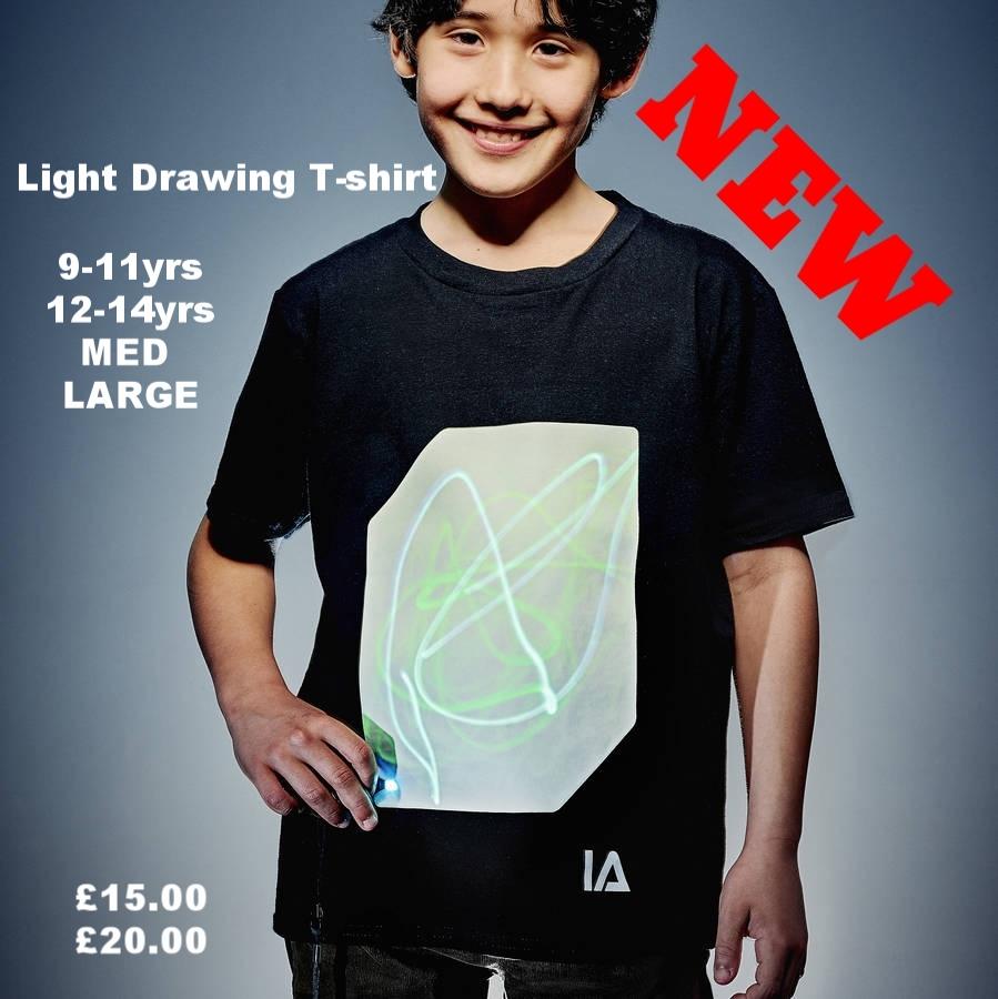 Iluminated Apparel - Glow T-Shirt