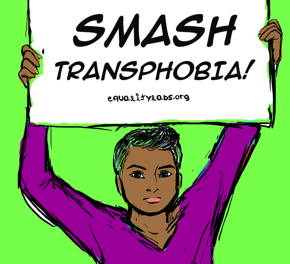 Smash Transphobia: Shrummi M, Mon Mopatra, Thenmozhi Soundararajan