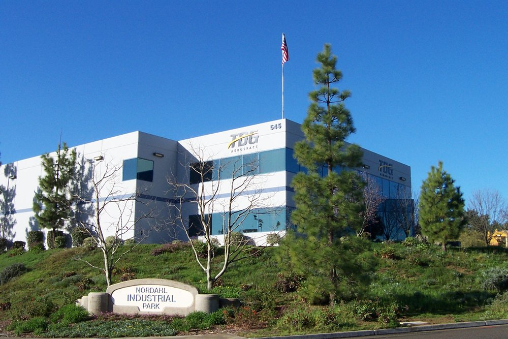 TDG Technologies, LLC is headquartered north of San Diego in Escondido, California.