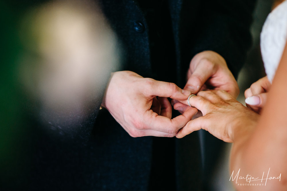 Waterton Park Hotel Wedding Photographer Martyn Hand Photography