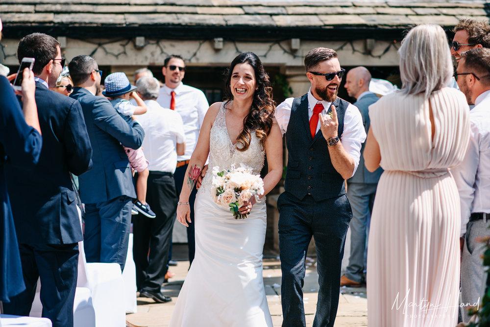 Holdsworth House Wedding Photographer Martyn Hand Photography