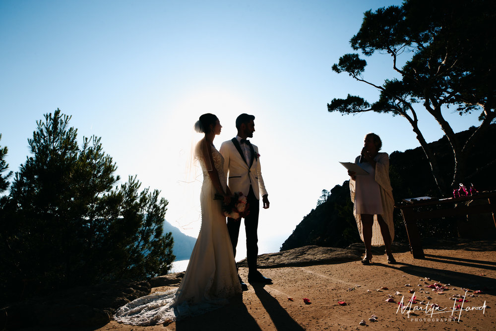 Ibiza Wedding Photography Hacienda Na Xamena Wedding Photographe