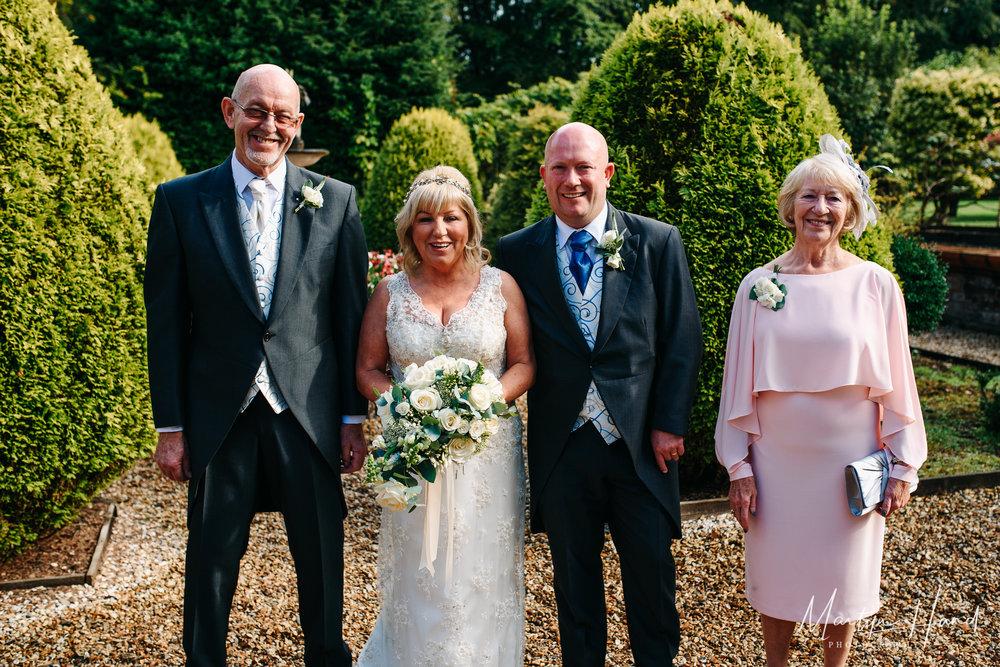 Nunsmere Hall Wedding Photographer Martyn Hand Photography