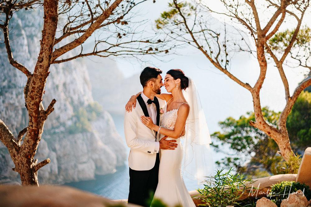 Ibiza Wedding Photography Hacienda Na Xamena Wedding Photographe
