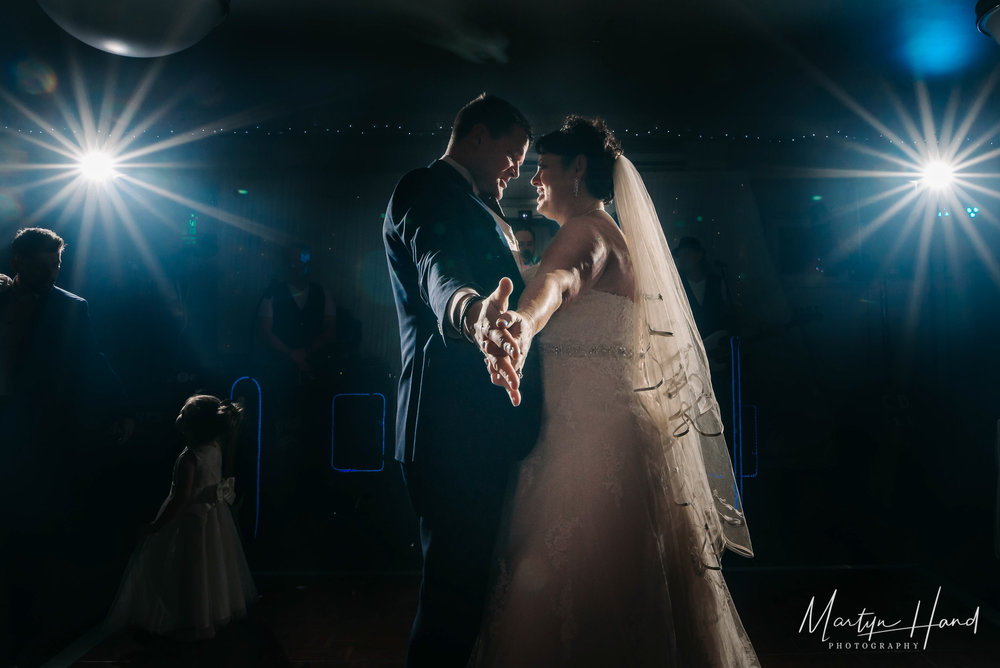 Yorkshire Wedding Photographer Martyn Hand Photography