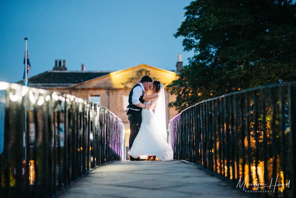 Waterton Park Hotel Wedding Photographer Leeds Martyn Hand Photo