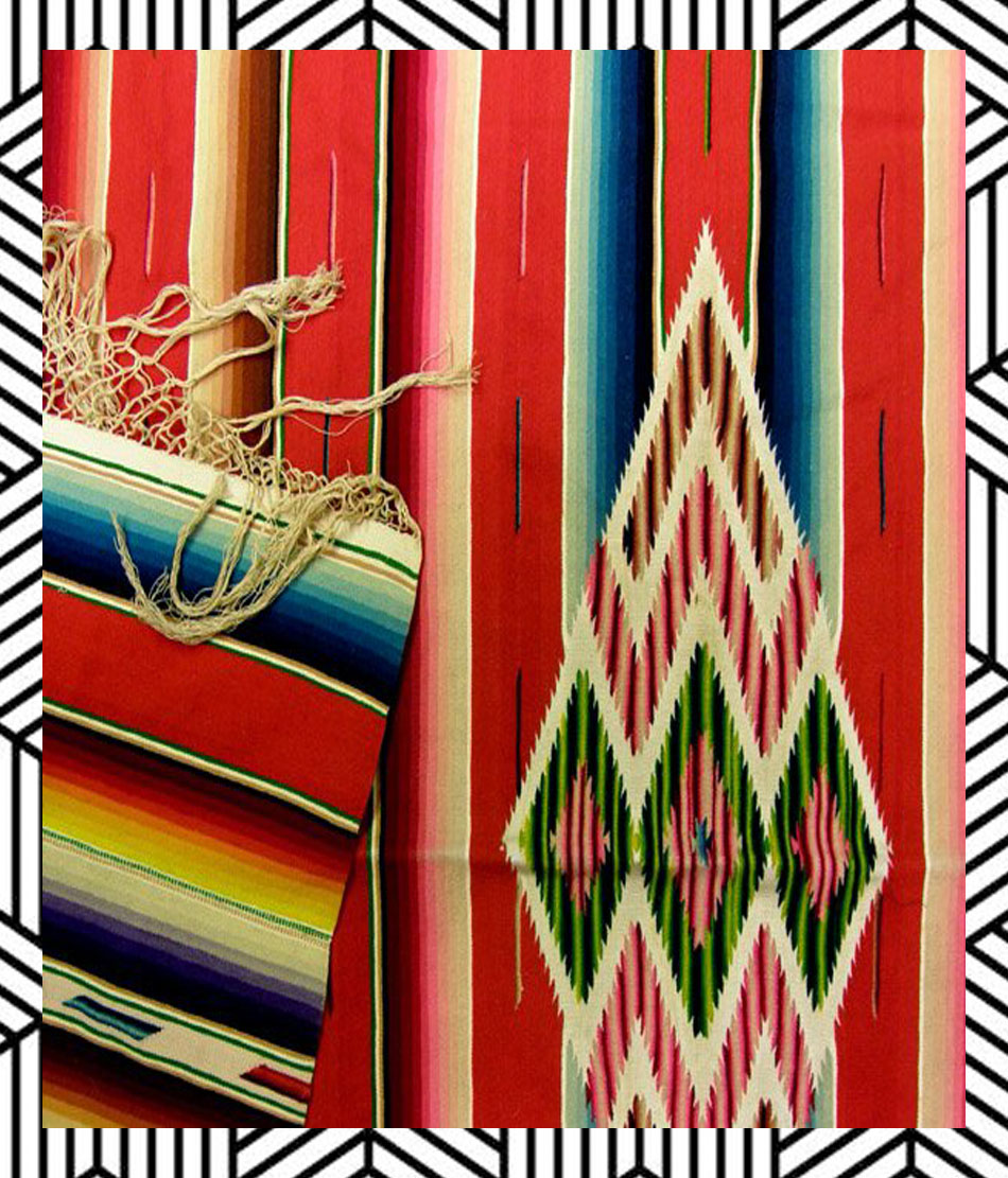 MEXICAN TRADITIONAL TEXTILES
