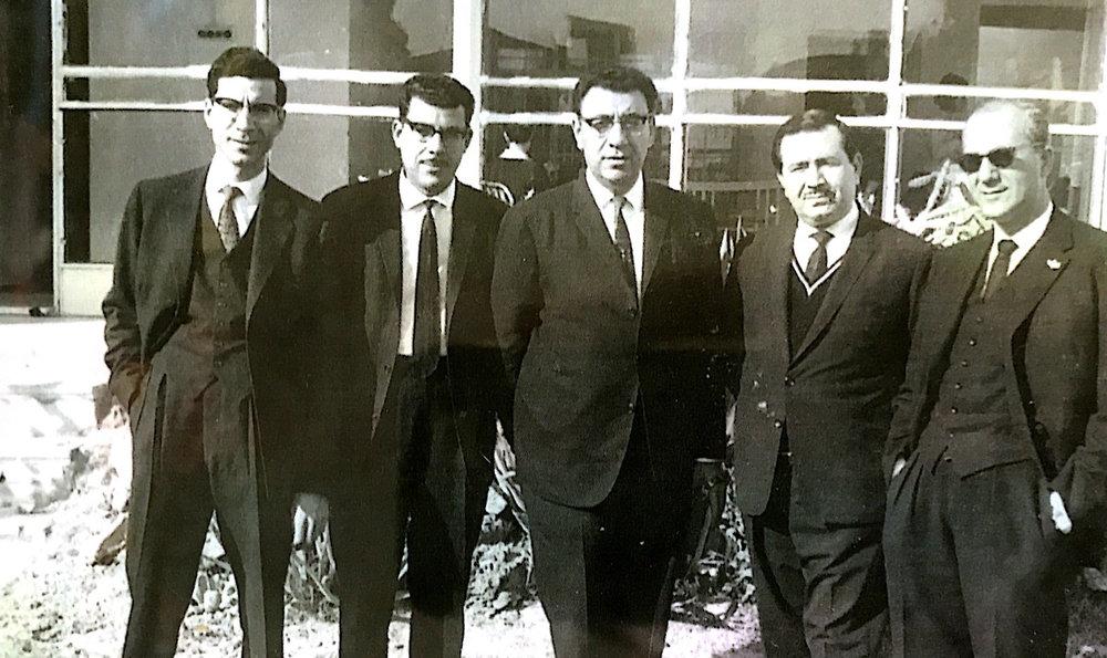 Khudairi Brothers, Founders of Al Nadir Trading Company.