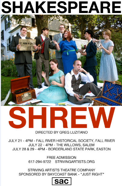 Taming of the Shrew (2012)
