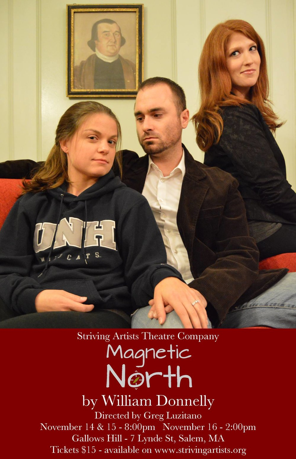 Magnetic North (2014)