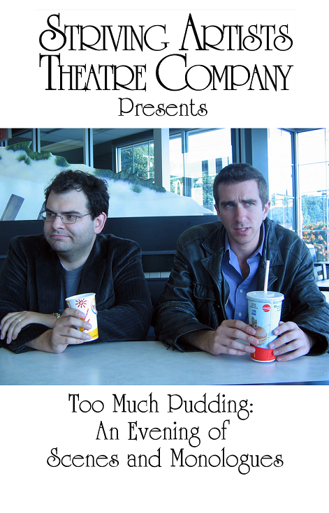 Too Much Pudding (2007)