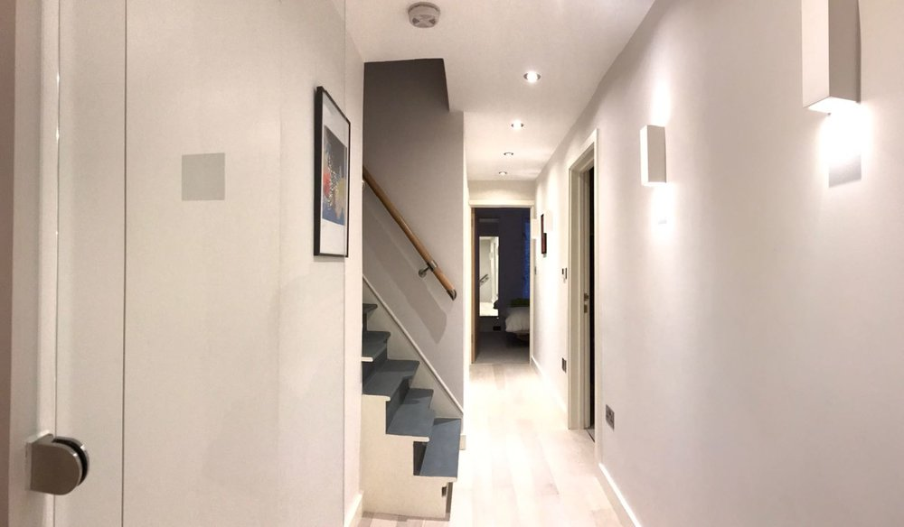 Hallway Approach - At Client Handover