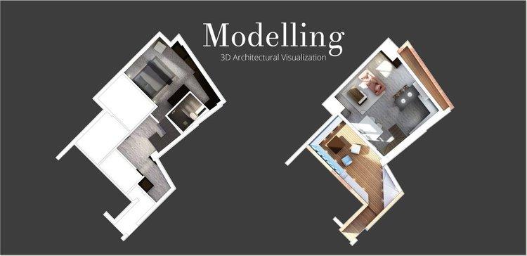 Modelling - 3D Architectural Visualisation-plan.jpg