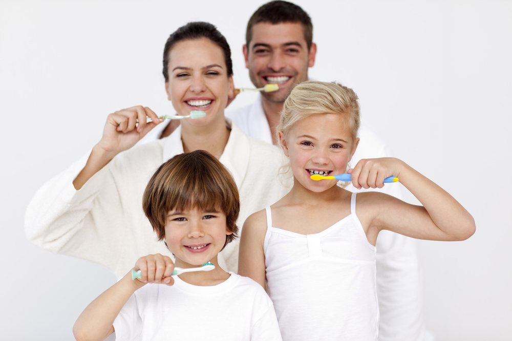 Dr. Irasusta provides dental care for all ages.
