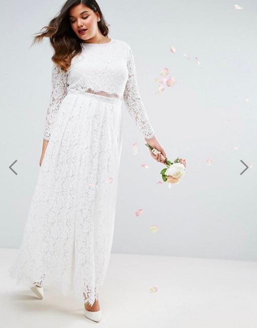 Plus Size Wedding Dresses That Will Make You Look Fabulous My