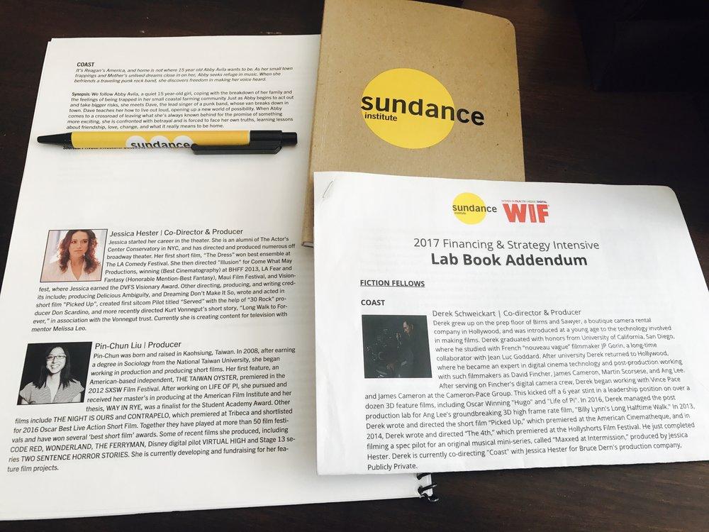 Sundance/WIF Coast