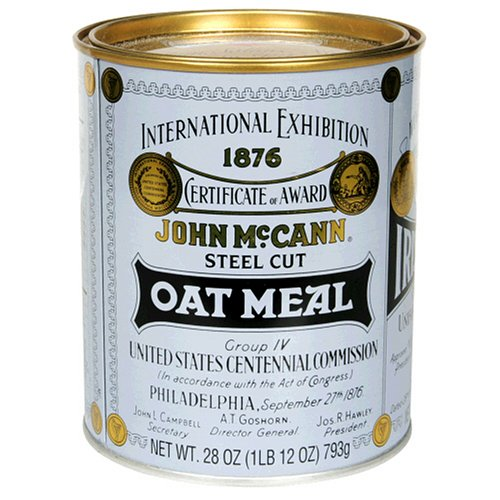 McCann Steel Cut Oatmeal - I am a huge fan of oatmeal when gearing up for a long day of sitting in my treestand hunting on a cold winter day. If you can hack this grain, it will service a good day of energy.