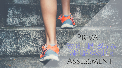 health wellness assessment