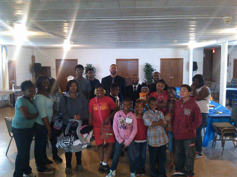 St Paul's Youth Etiquette Class