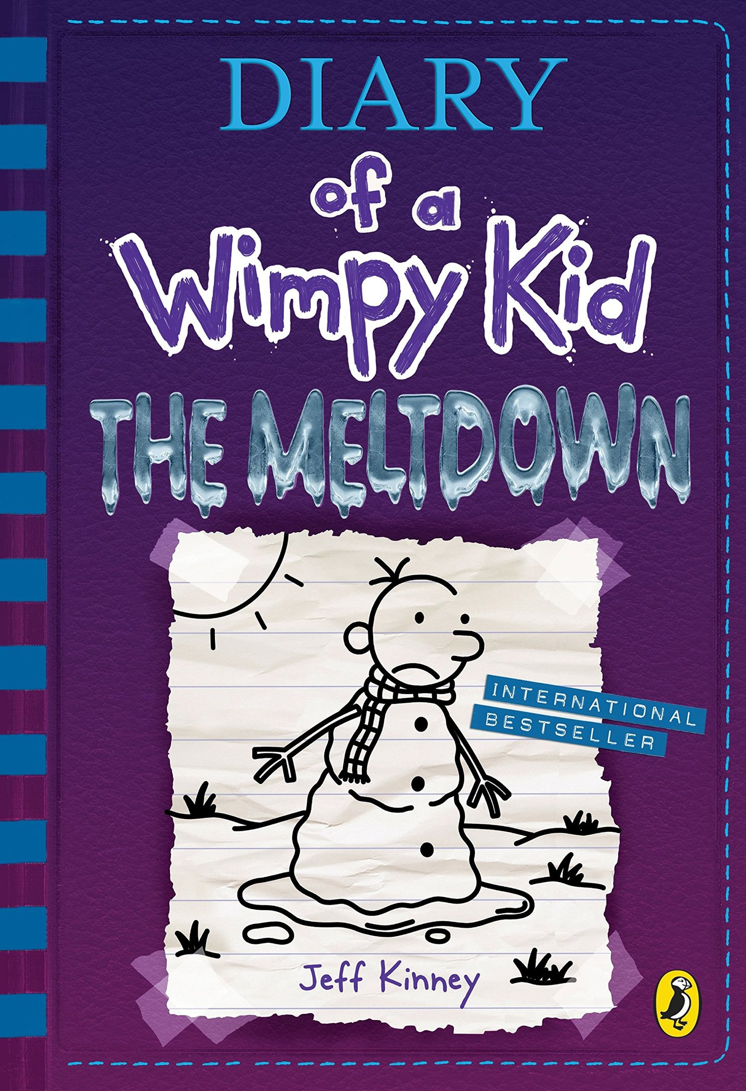 Diary Of A Wimpy Kid The Meltdown By Jeff Kinney Books Company