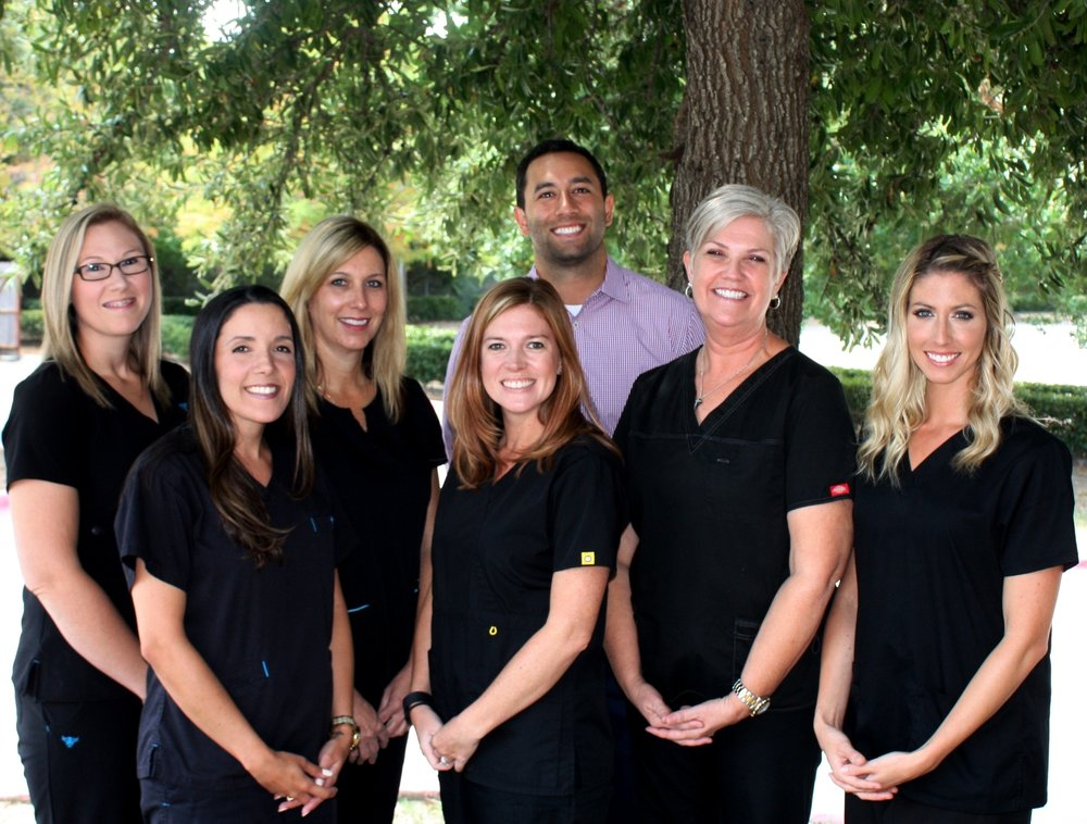 Meet the Grapevine Family Dentistry Team