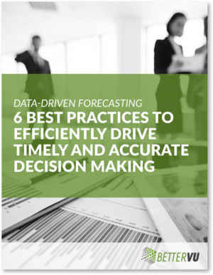 6 Business Forecasting Best Practices to Efficiently Drive Timely and Accurate Decision Making