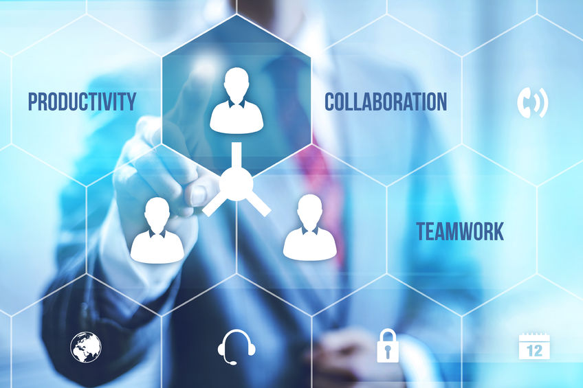 Collaboration in Business Planning Along with Teamwork Equals Higher Productivity