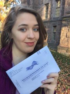 Amelia Benich       Associate Editor         Mount Holyoke College