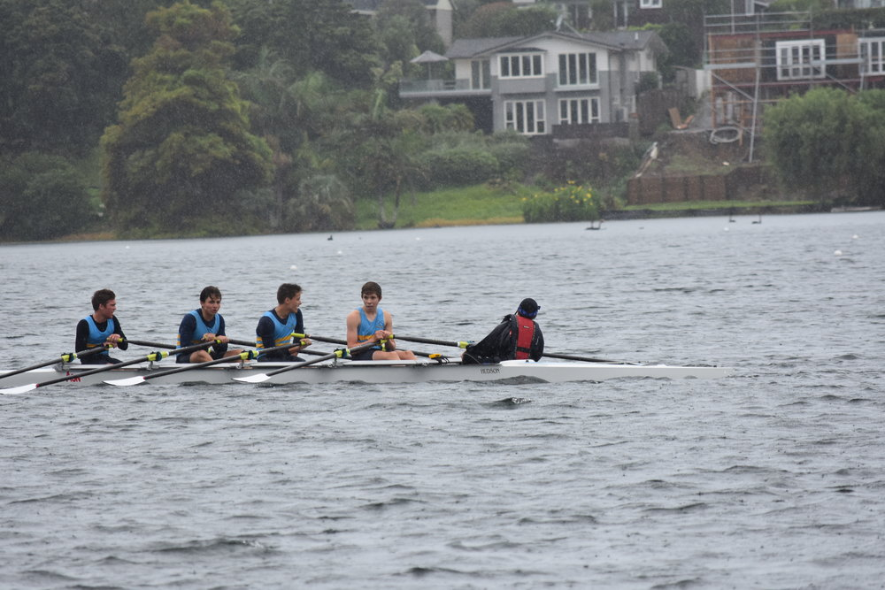 BU15 X+ 1st! Anthony, Callum, Ethan and Blake