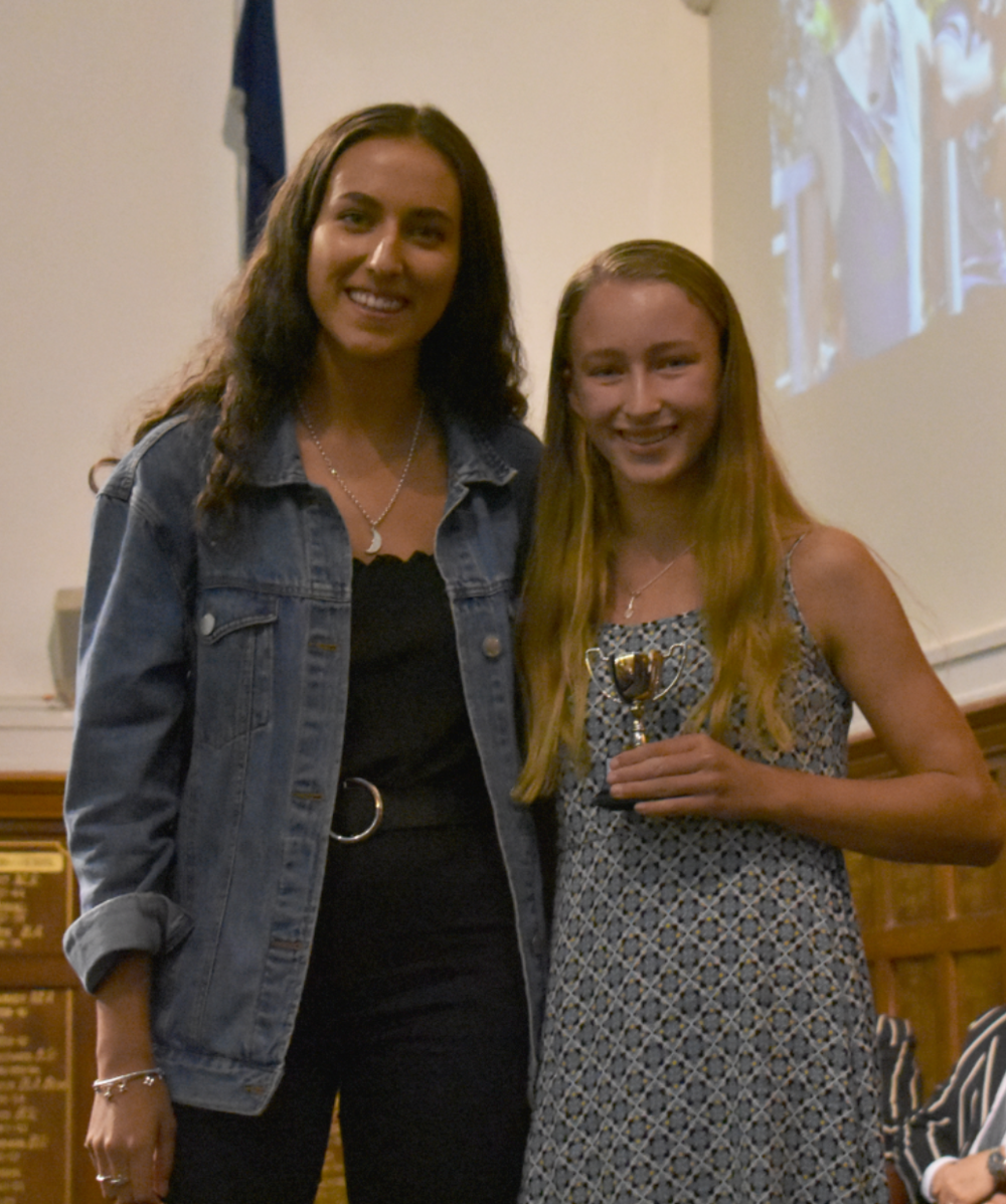 Ella - Most Improved GU15 2018
