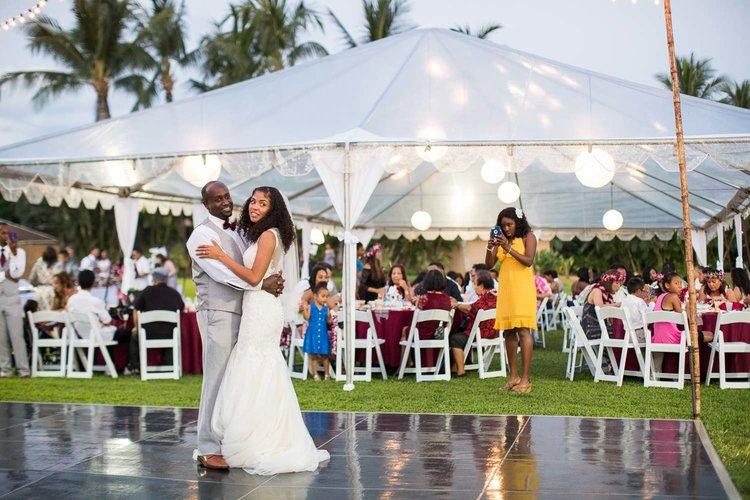 Ocean Gardens Koolina Beach Wedding Venue Kristen Hook Photography