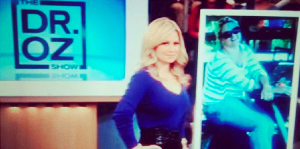 BIKINI BODY MOMMY™ Founder Briana Christine on Dr. Oz Show Jan. 2011