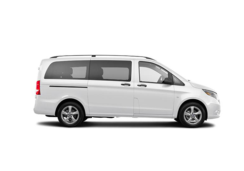 5-8 Passenger Van