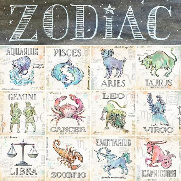 Zodiac Grid1
