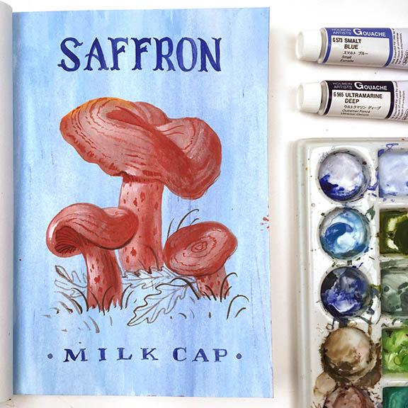 Saffron Milk Cap