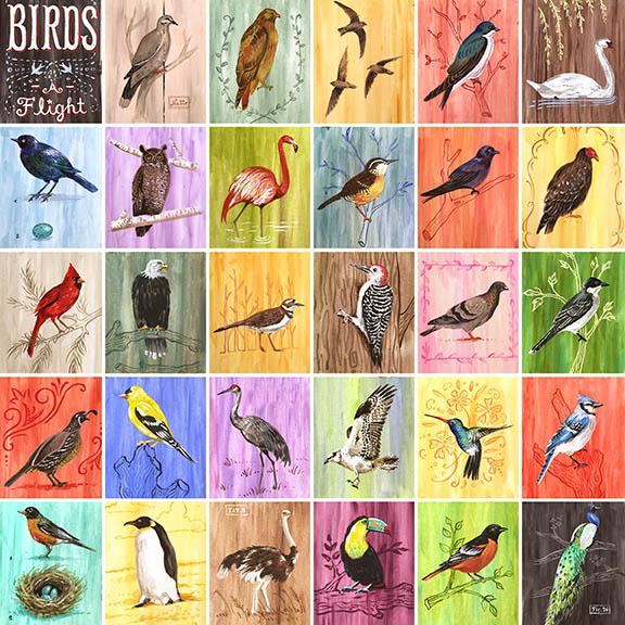 Month - Bird