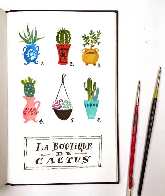 La Boutique de Cactus